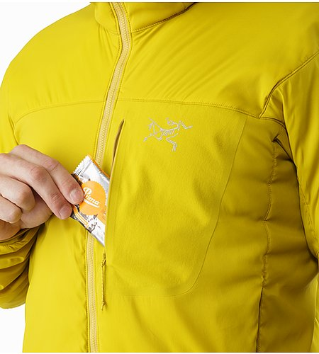 Proton LT Hoody Woad Chest Pocket