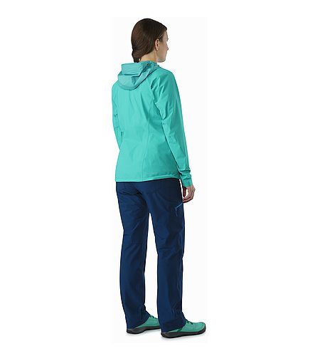 Psiphon SL Pullover Women's Castaway Back View