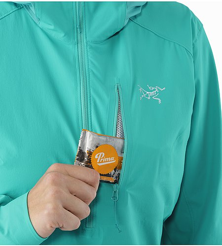 Psiphon SL Pullover Women's Castaway Chest Pocket