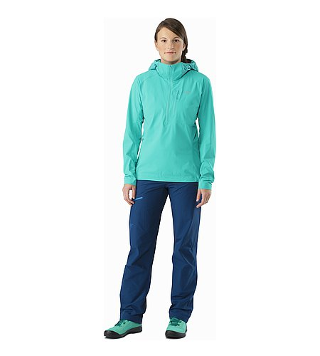 Psiphon SL Pullover Women's Castaway Front View
