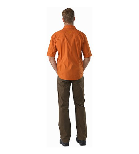 Rampart Pant Wolfram Back View