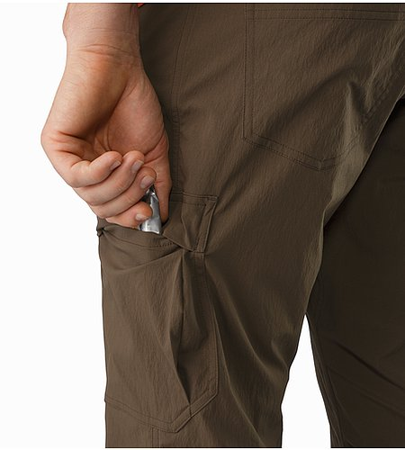 Rampart Pant Wolfram Thigh Pocket