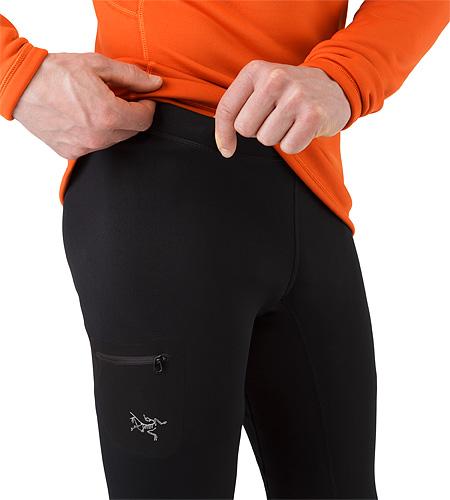 Rho AR Bottom Black Taillenbund