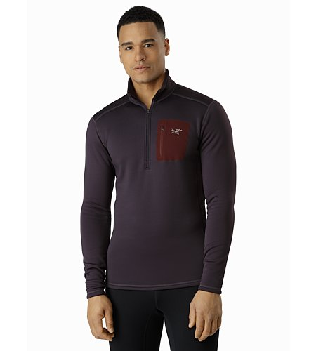 Arc'teryx Rho AR Zip Neck Men's