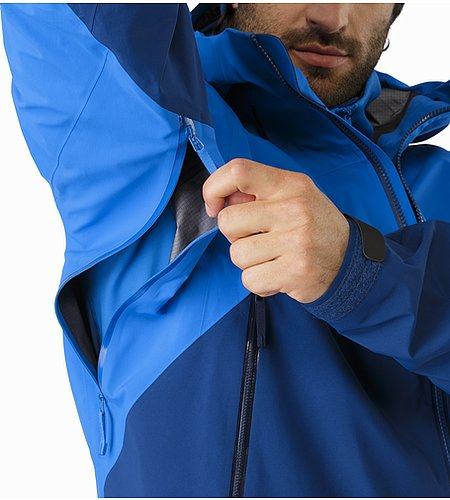 Rush Jacket Lode Star Pit Zip