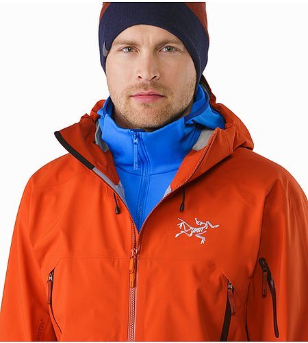 Sabre Jacket Rooibos Open Collar
