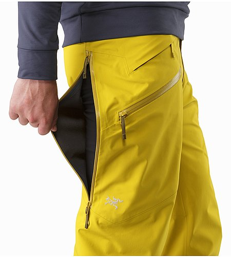 Sabre Pant Woad Side Vent