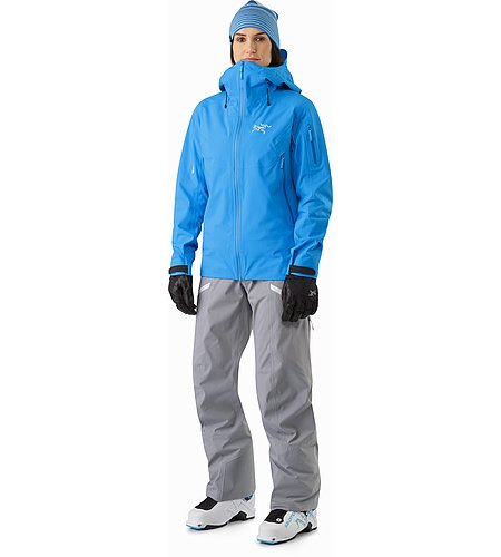 Sentinel Jacket Women's Baja Front View