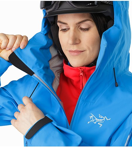 Sentinel Jacket Women's Baja Hood Adjuster