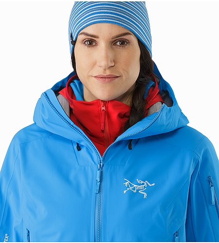 Sentinel Jacket Women's Baja Open Collar
