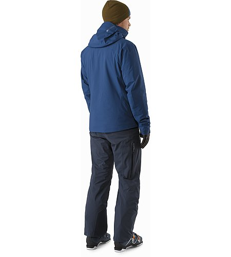 Shuksan Jacket Triton Back View
