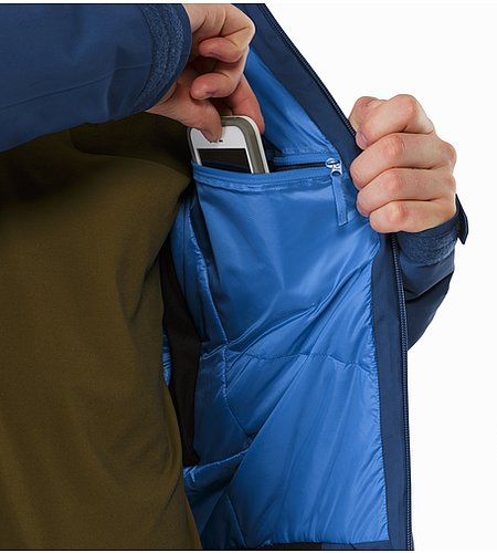 Shuksan Jacket Triton Internal Pocket