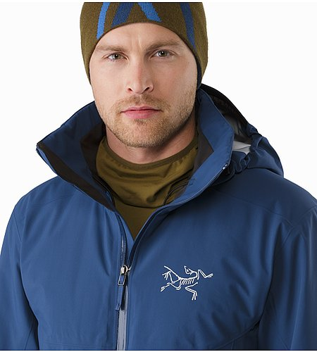 Shuksan Jacket Triton Open Collar