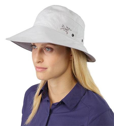 Sinsola Hat Women's Silver Lining Front View