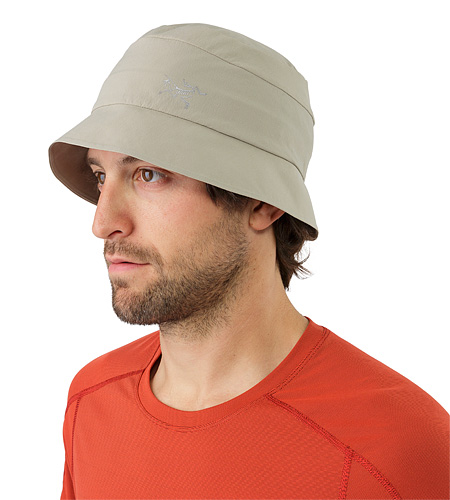 Sinsolo Hat Angkor Grey Front View