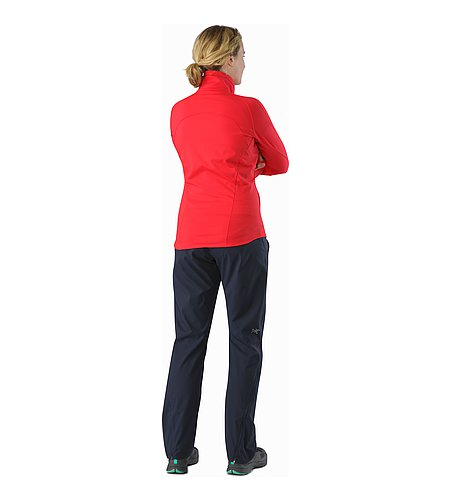 Solita Jersey Women's Rad Back View