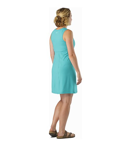 Soltera Dress Women's Castaway Back View