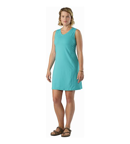 Soltera Dress Women's Castaway Front View