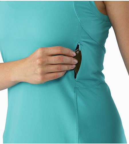 Soltera Dress Women's Castaway Security Pocket