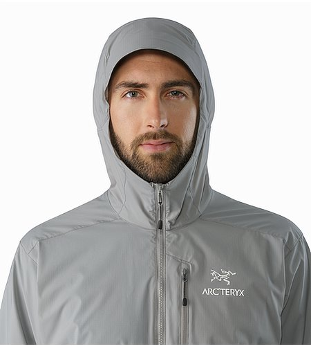 Squamish Hoody Stingrey Hood Front View