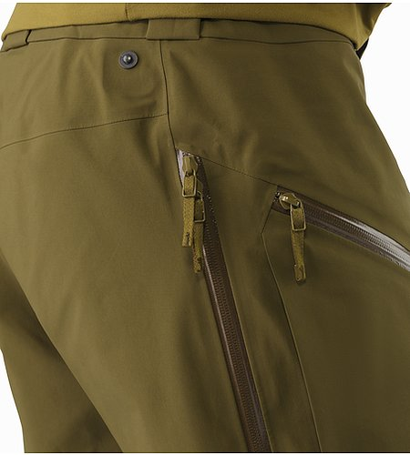 Stinger Pant Dark Moss Slide n Lock