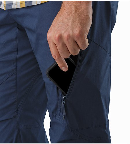 Stowe Pant Nighthawk Thigh Pocket