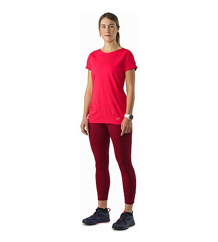 Sunara Tight Women's Scarlet Front View