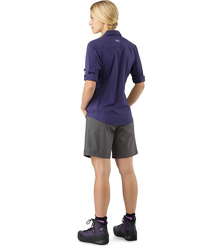 Sylvite Short Women's Iron Anvil Back View