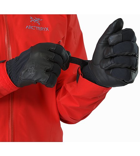 Teneo Glove Black Cuff Adjuster