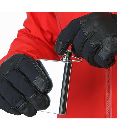 Teneo Glove Black Dexterity