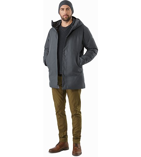 Therme Parka Nighthawk Open View