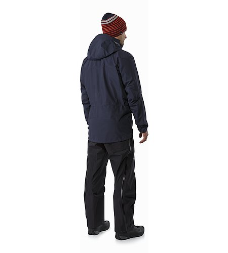 Theta AR Jacket Admiral Back View