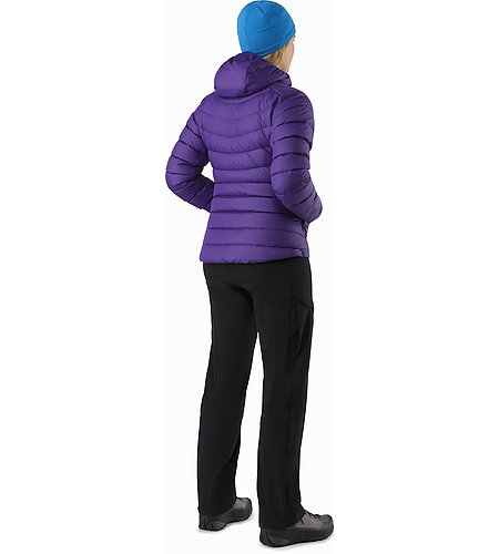 Thorium AR Hoody Women's Azalea Back View 2