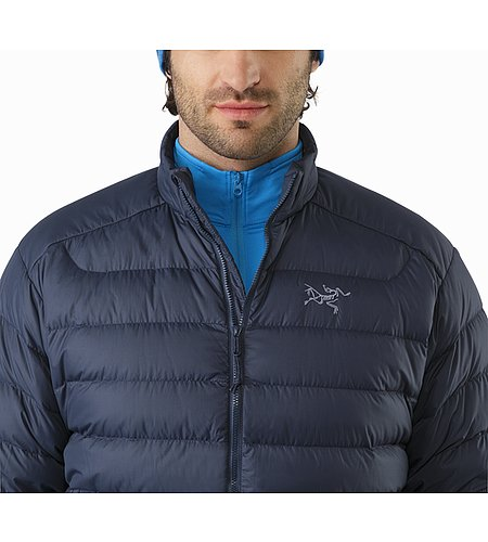 Thorium AR Jacket Nighthawk Open Collar