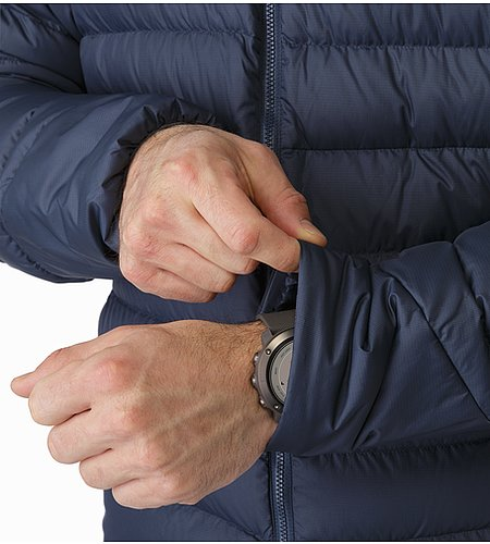 Thorium AR Jacket Nighthawk Stretch Cuffs