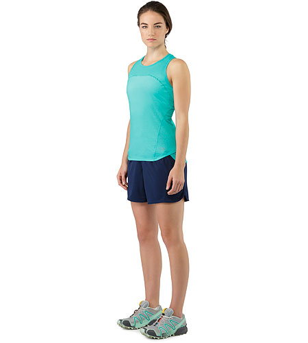 Tolu Sleeveless Women's Halcyon Front View