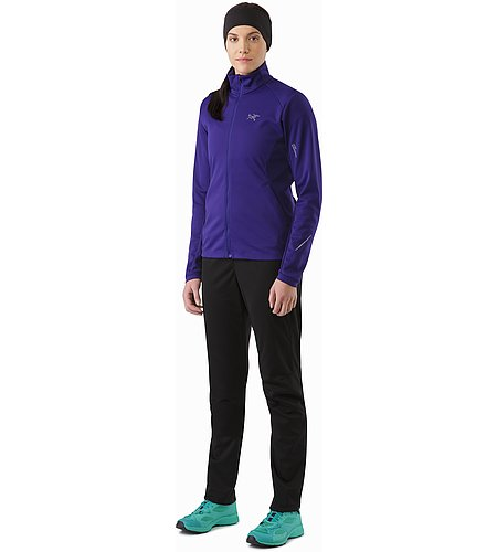 Trino Jacket Women's Azalea Front View