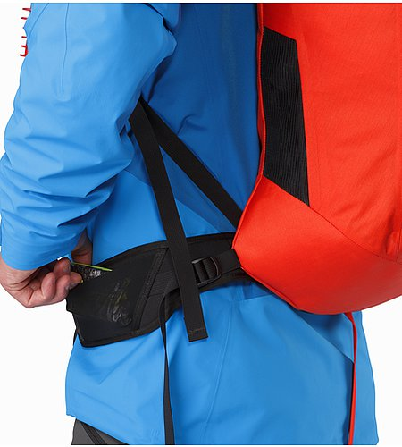 Voltair 20 Backpack Cayenne Hipbelt