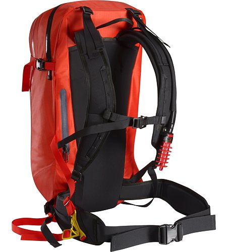 Voltair 20 Backpack Cayenne Side View 2
