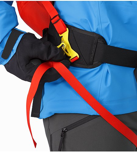Voltair 20 Backpack Cayenne Single leg Safety Loop