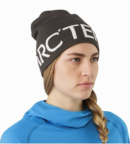 Toque longue Word Head Carbon Copy Trillium Vue de face