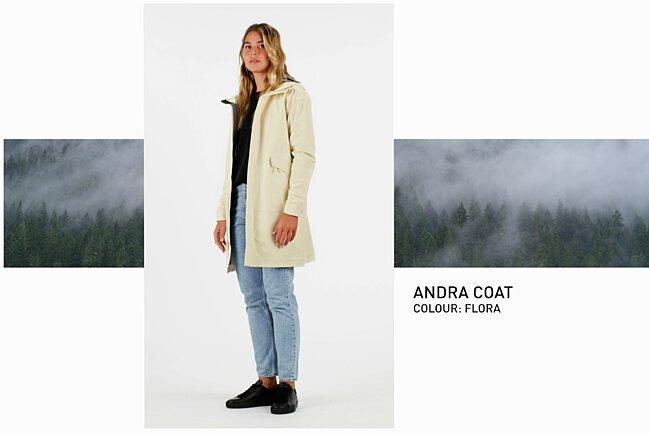 Andra Coat Women's