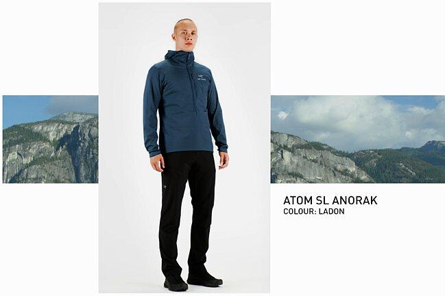 Atom SL Anorak Men's