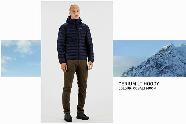 Cerium LT Hoody Men's