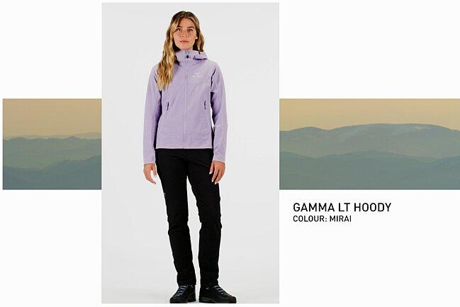 Gamma LT Hoody Women's