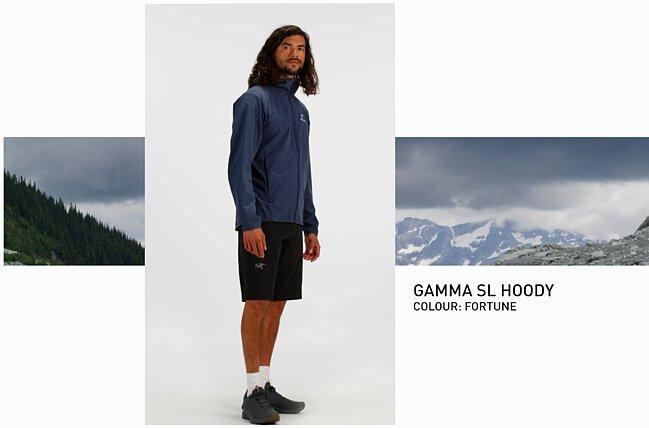 Gamma SL Hoody Men's