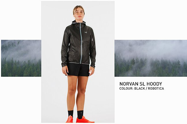 Norvan SL Hoody Women's