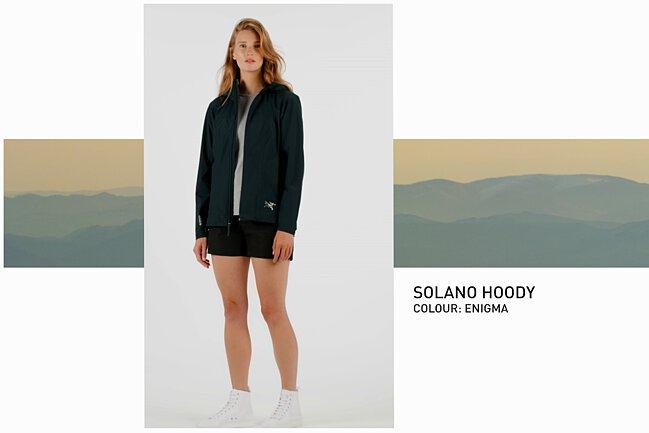Solano Hoody Women's