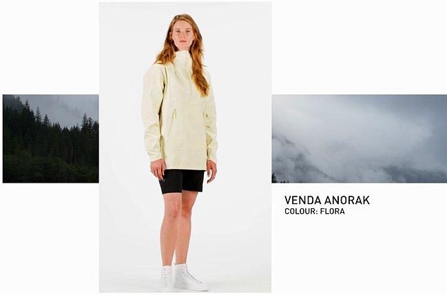 Venda Anorak Women's