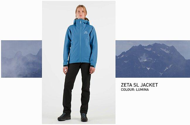 Zeta SL Jacket Women's